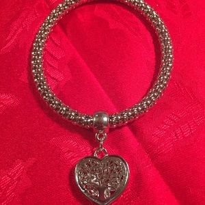 Jewelry - Tree of Life Heart Bracelet